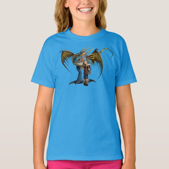 Stormfly And Astrid T-Shirt