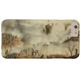 Storming and Capture of Lookout Mountain Civil War Barely There iPhone 6 Plus Case