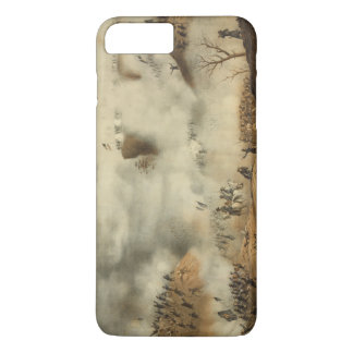 Storming and Capture of Lookout Mountain Civil War iPhone 7 Plus Case