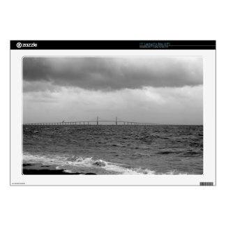 "Storming at the Skyway 2 17"" Laptop Skins"