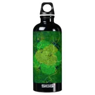 Storming Green Aluminum Water Bottle