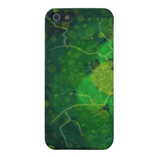Storming Green Cover For iPhone SE/5/5s
