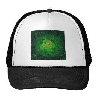 Storming Green Trucker Hats