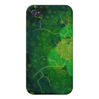 Storming Green iPhone 4/4S Covers