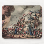 Storming of St. Sebastian, engraved by Thomas Mouse Pad