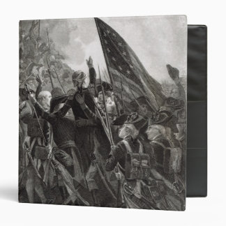 Storming of Stony Point, July 1779 Binder