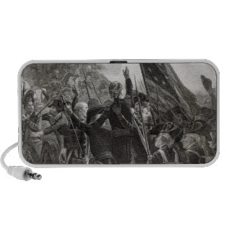Storming of Stony Point, July 1779 Portable Speaker