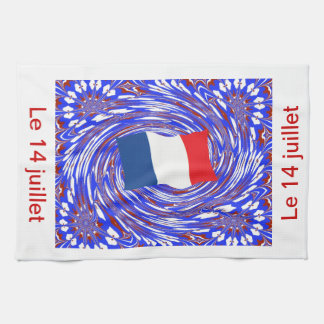 Storming the Bastille, 14 July 1789 Hand Towels