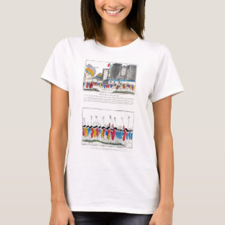 Storming the Bastille T-Shirt