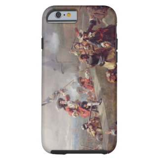 Storming the Battlements (oil on canvas) Tough iPhone 6 Case