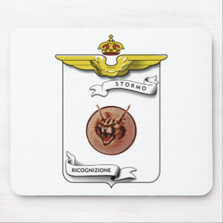 Stormo Ricognizione, Italy Mouse Pads