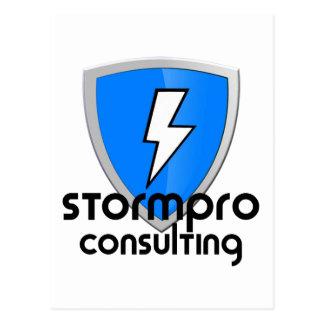 StormPro Merchandise Postcard