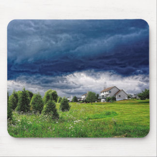Storm's A Gatherin' Mouse Pad