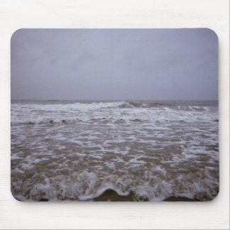 Storms Coming In On The Seas Mouse Pad