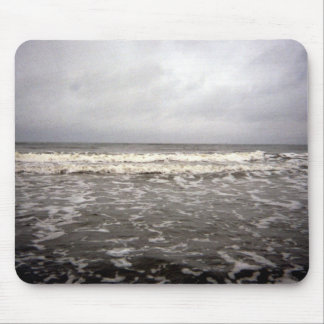 Storms Coming In On The Seas Mousepad