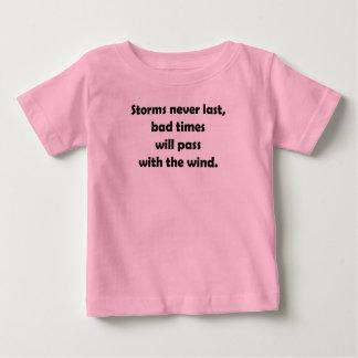 Storms Never Last Infant T-Shirt