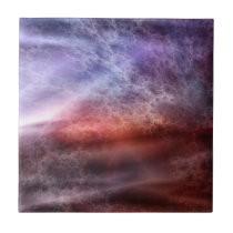 Storms of Life Decorative Tile