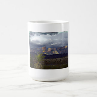 Storms Over Maderas Del Carmen Classic White Coffee Mug