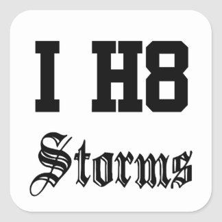 storms stickers