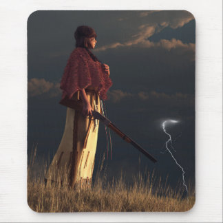 Stormwatcher Mouse Pad