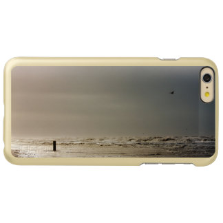 Stormy beach. incipio feather shine iPhone 6 plus case