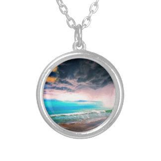 stormy castaway pendants