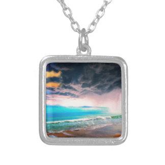 stormy castaway pendant