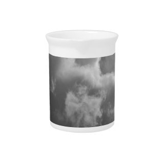 Stormy Clouds Drink Pitcher