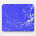 Stormy clouds in blue mouse pad