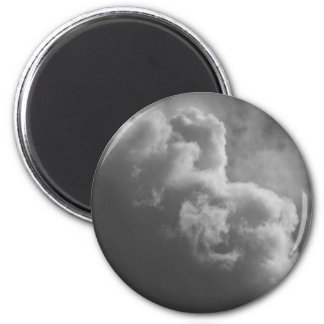 Stormy Clouds Magnet