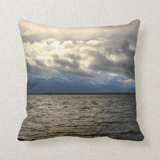 Stormy Clouds Pillows