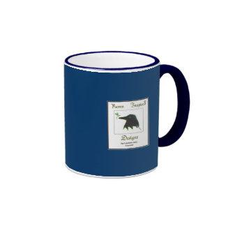 """""""Stormy Corvid"""" mug"""