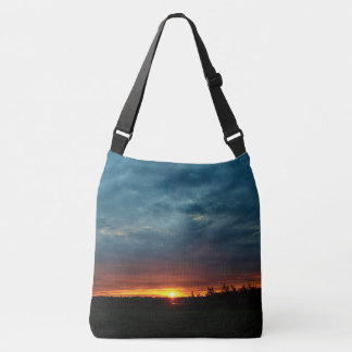 Stormy Dramatic Dawn Crossbody Bag