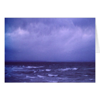 Stormy Evening card