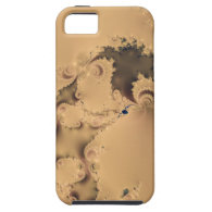 Stormy Fractal iPhone 5 Case