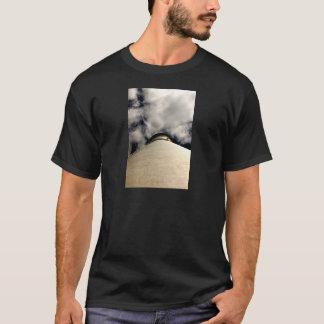 Stormy Key West Lighthouse Tee Shirt