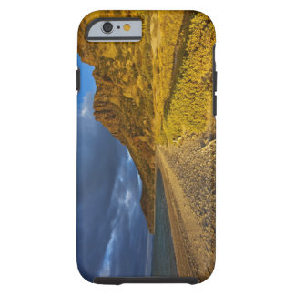 Stormy light on Isla Carmen in the Gulf of Tough iPhone 6 Case