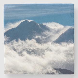 STORMY MOUNTAIN STONE COASTER
