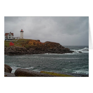 Stormy Nubble Card