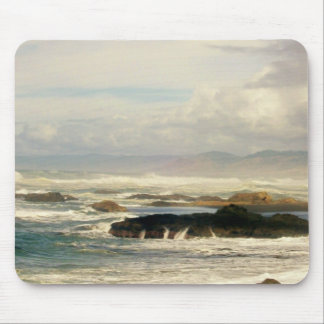 Stormy Ocean Mouse Pad