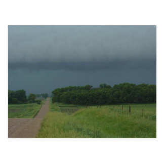 Stormy Road postcards
