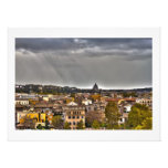 Stormy Rome. Photo Print
