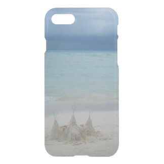 Stormy Sandcastle Beach Landscape iPhone 7 Case
