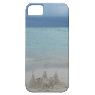 Stormy Sandcastle Beach Landscape iPhone SE/5/5s Case