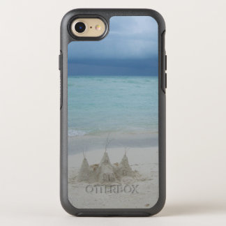 Stormy Sandcastle Beach Landscape OtterBox Symmetry iPhone 7 Case