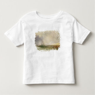 Stormy Sea Breaking on a Shore, 1840-5 (oil on can Toddler T-shirt