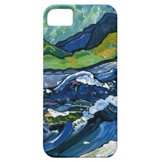 Stormy Sea iPhone 5 Cases