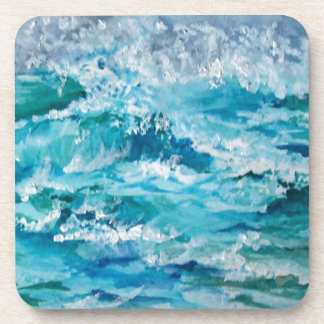 STORMY SEA DRINK COASTERS