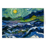 Stormy Sea Greeting Cards