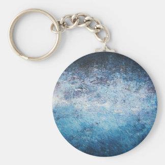 Stormy Sea Key Chain